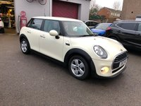 2017 MINI HATCH ONE 1.2 ONE 5d 101 BHP SOLD
