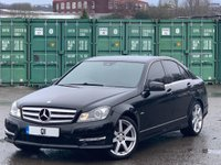 USED 2011 61 MERCEDES-BENZ C-CLASS 3.0 C350 CDI BlueEFFICIENCY Sport Edition 125 7G-Tronic 4dr AMGPack/RearCam/DynamicPack