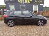 USED 2016 66 BMW 2 SERIES 1.5 216d Sport Active Tourer (s/s) 5dr Nav, Leather, Bluetooth