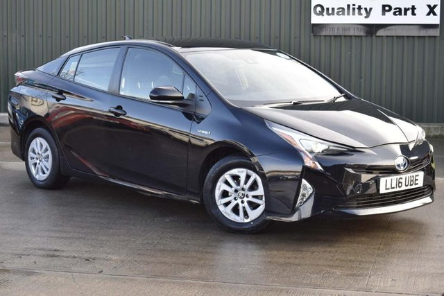 USED 2016 16 TOYOTA PRIUS 1.8 VVT-h Active CVT (s/s) 5dr CALL FOR NO-CONTACT DELIVERY