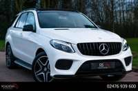 USED 2018 18 MERCEDES-BENZ GLE-CLASS 2.1 GLE250d AMG Line (Premium) G-Tronic 4MATIC (s/s) 5dr PAN ROOF+NAV+CAMERA+NIGHT PACK