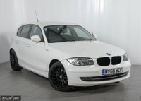 USED 2010 60 BMW 1 SERIES 2.0 116I SPORT 5d 121 BHP Call us for Finance