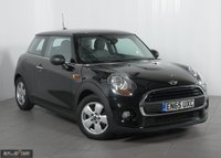 2016 MINI HATCH ONE 1.2 ONE 3d 101 BHP £7387.00