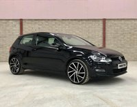 2015 VOLKSWAGEN GOLF 2.0 MATCH TDI BLUEMOTION TECHNOLOGY 3d 148 BHP £8395.00