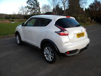 USED 2016 66 NISSAN JUKE 1.6 N-CONNECTA XTRONIC 5d 117 BHP Reversing Camera, Alloy Wheels, Sat Nav, DAB, Cruise Control