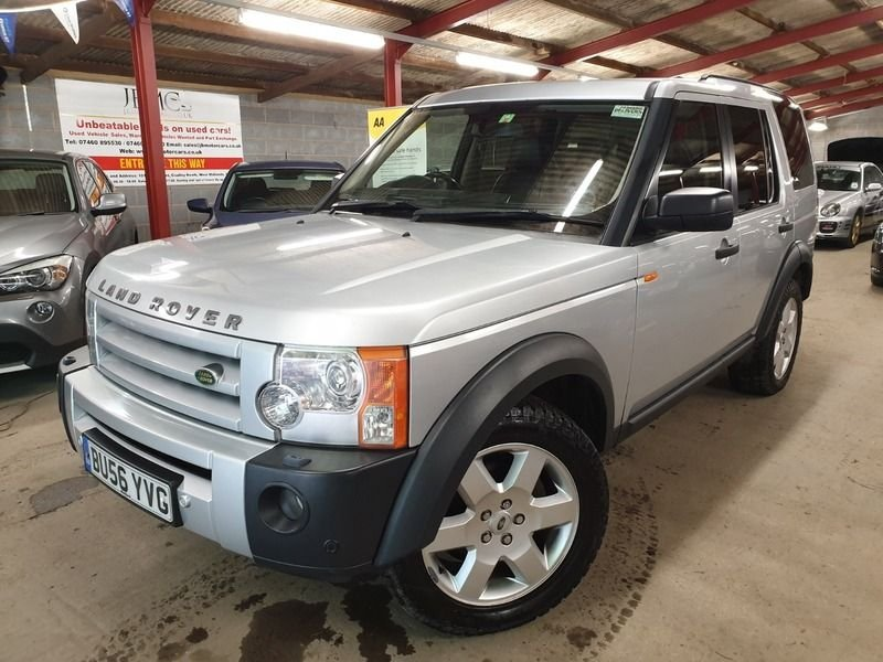 USED 2006 56 LAND ROVER DISCOVERY TDV6 HSE