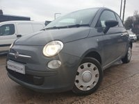 2010 FIAT 500 1.2 MULTIJET POP 75 3d 75 BHP £2690.00