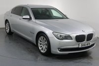 USED 2011 61 BMW 7 SERIES 3.0 730D SE 4d 242 BHP 3 OWNERS with 5 Stamp SERVICE HISTORY
