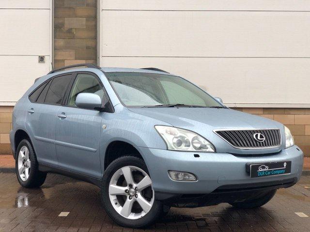 2006 06 LEXUS RX 3.0 300 LE 5d 204 BHP