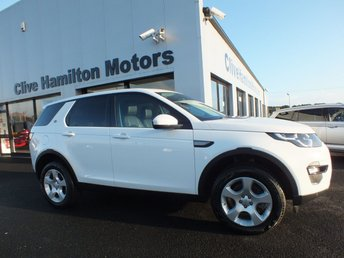2018 LAND ROVER DISCOVERY SPORT 2.0 ED4 SE TECH 5d 150 BHP £21950.00