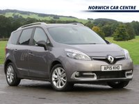 USED 2015 15 RENAULT GRAND SCENIC 1.6 LIMITED ENERGY DCI S/S 5d 130 BHP
