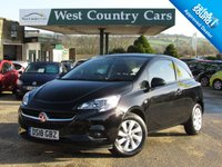 USED 2018 18 VAUXHALL CORSA 1.4 DESIGN 3d 74 BHP Low Running Costs