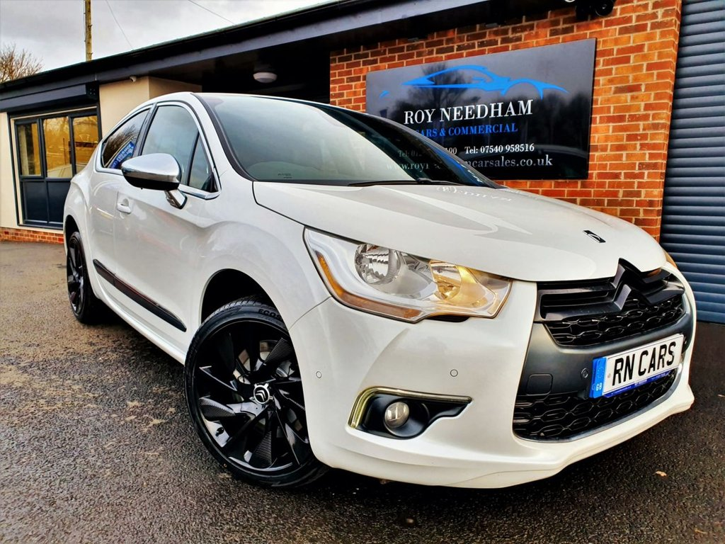 USED 2011 61 CITROEN DS4 2.0 HDI D-SPORT 5DR 161 BHP *** LEATHER, HEATED & MASSAGING SEATS ***