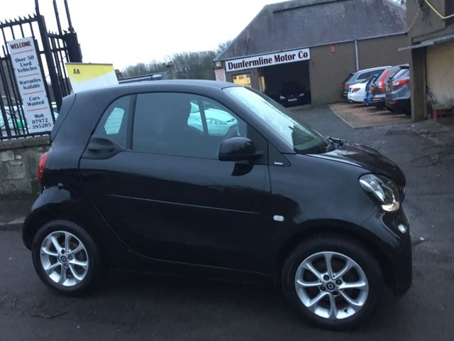 USED 2016 66 SMART FORTWO 1.0 PASSION PREMIUM 2d 71 BHP ++SMALL AUTOMATIC++