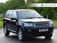 2013 LAND ROVER FREELANDER 2.2 SD4 GS 5d 190 BHP SOLD