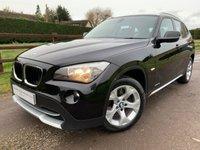USED 2011 11 BMW X1 2.0 SDRIVE18D SE 5d 141 BHP CRUISE CONTROL AUTO HEADLIGHTS FULL HISTORY