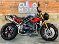 USED 2015 65 TRIUMPH SPEED TRIPLE 1050 R ABS Fully Loaded With Extras