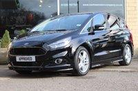 2016 FORD S-MAX 2.0 TITANIUM SPORT TDCI 5d 207 BHP £18500.00