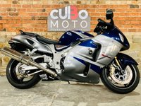 USED 2007 07 SUZUKI GSX1300R HAYABUSA 1298cc Scorpion Exhausts