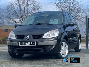 2007 RENAULT SCENIC 1.5 EXPRESSION DCI 5d 106 BHP £1995.00