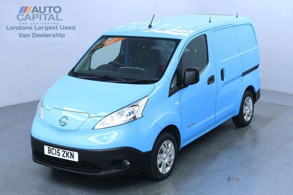 USED 2015 15 NISSAN NV200 Acenta Rapid Plus 108 Bhp Auto Electric ULEZ Compliant Finance Available Online | Keyless | Air Con | Rev Camera