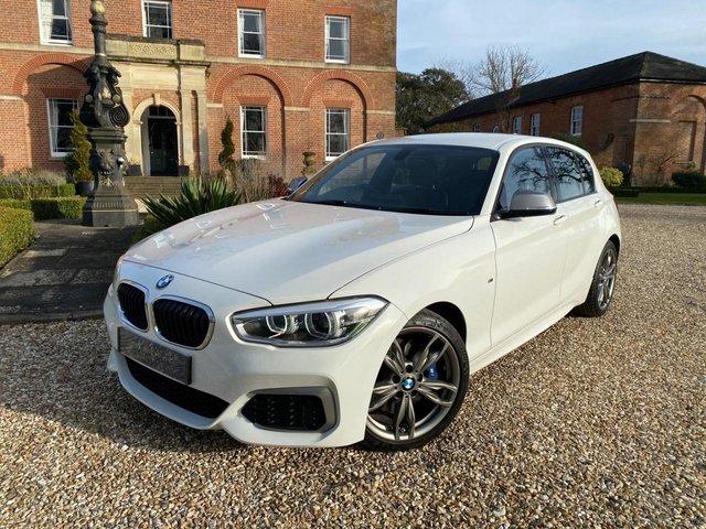 2016 16 BMW 1 SERIES 3.0 M135I 5d 322 BHP