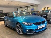 USED 2019 19 BMW 4 SERIES 3.0 440I M SPORT 2d 322 BHP BM PERFORMANCE STYLING+6.9%APR