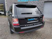 USED 2011 07 LAND ROVER RANGE ROVER 3.0