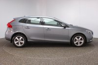 USED 2015 15 VOLVO V40 2.0 D2 ES NAV 5DR 118 BHP  SERVICE HISTORY + FREE 12 MONTHS ROAD TAX + SATELLITE NAVIGATION + BLUETOOTH + CRUISE CONTROL + CLIMATE CONTROL + MULTI FUNCTION WHEEL + DAB RADIO + ELECTRIC WINDOWS + RADIO/CD/USB + ELECTRIC MIRRORS + 16 INCH ALLOY WHEELS