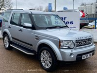 USED 2009 59 LAND ROVER DISCOVERY 3.0 4 TDV6 HSE 5d 245 BHP