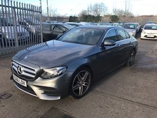 USED 2016 66 MERCEDES-BENZ E-CLASS 2.0 E 220 D AMG LINE PREMIUM PLUS 4d 192 BHP