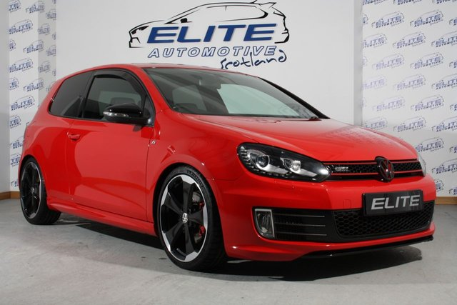 USED 2012 61 VOLKSWAGEN GOLF 2.0 GTI EDITION 35 3d 234 BHP GOLF GTI EDITION 35+VW RACING+CARBON TOUCHES+LOW MILES+FSH