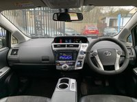 USED 2016 66 TOYOTA PRIUS PLUS 1.8 ICON 5d 98 BHP STUNNING GALAXY BLACK METALLIC WITH HALF BLACK LEATHER/ALCANTRA UPHOLSTERY. ONE OWNER FROM NEW. FULL SERVICE HISTORY. SEVEN SEATS. HEADS UP DISPLAY. REAR CAMERA. BLUETOOTH. DAB RADIO. HEATED FRONT SEATS. CRUISE CONTROL. AIR CONDITIONING. ELECTRIC WINDOWS. REMOTE CENTRAL LOCKING. PLEASE GOTO www.lowcostmotorcompany.co.uk TO VIEW OVER 120 CARS IN STOCK.