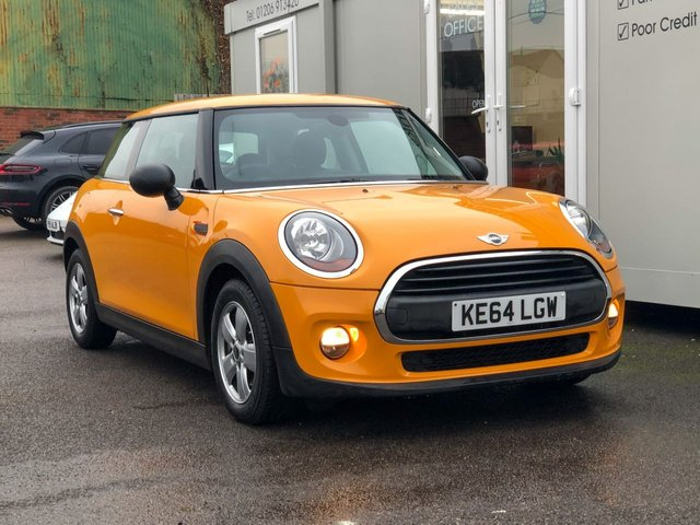 2014 64 MINI HATCH ONE 1.2 ONE 3d 101 BHP