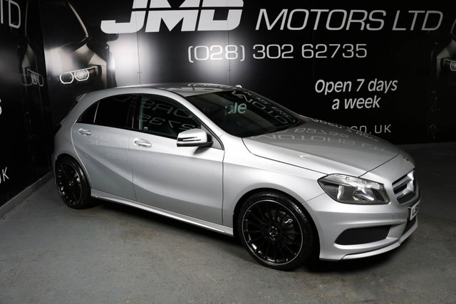 USED 2015 MERCEDES-BENZ A CLASS 2015 MERCEDES-BENZ A200 CDI AMG SPORT NIGHT EDITION STYLE ( FINANCE & WARRANTY)