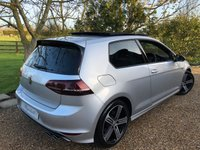 USED 2015 15 VOLKSWAGEN GOLF 2.0 R 3d 298 BHP 4 MOTION
