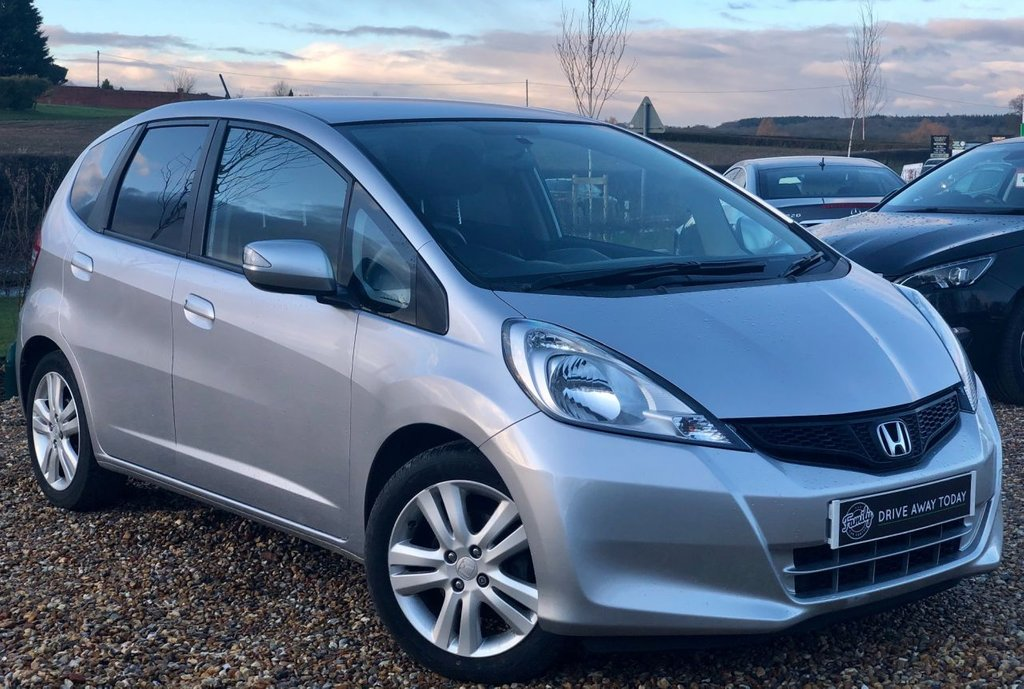 USED 2014 63 HONDA JAZZ 1.3 I-VTEC ES PLUS 5d 99 BHP **PERFECT FAMILY CAR WITH GREAT HISTORY AND SPEC**
