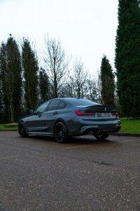 USED 2019 19 BMW 3 SERIES 2.0 320d M Sport Auto (s/s) 4dr NAV+HEAD UP DISPLAY+CAMERA