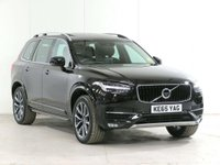 2016 VOLVO XC90 2.0 D5 Momentum Geartronic 4WD (s/s) 5dr £27731.00
