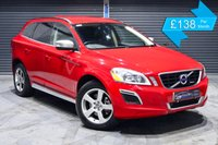 USED 2011 VOLVO XC60 2.0 D3 DRIVE R-DESIGN  ** ISOFIX POINTS, SAT NAV, CLIMATE CONTROL **