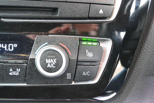 USED 2016 16 BMW 3 SERIES 2.0 318D M SPORT 4d 148 BHP HEATED BLACK LEATHER ~ HEATED STEERING WHEEL ~ SAT NAV ~ PARK SENSORS