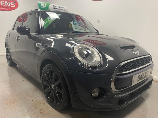 2015 64 MINI HATCH COOPER 2.0 COOPER SD 5d 168 BHP