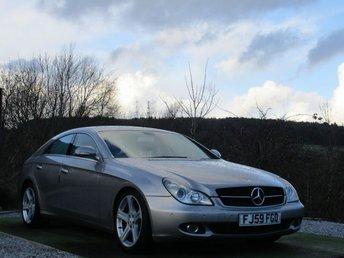 2009 MERCEDES-BENZ CLS CLASS 3.0 CLS320 CDI 4d 222 BHP £4690.00