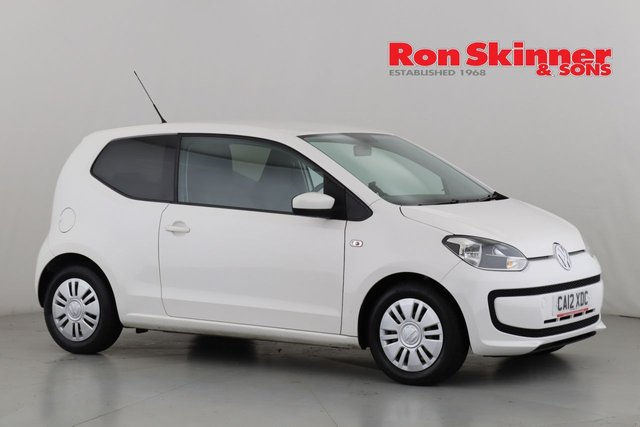 View our 2012 12 VOLKSWAGEN UP 1.0 MOVE UP BLUEMOTION TECHNOLOGY 3d 59 BHP