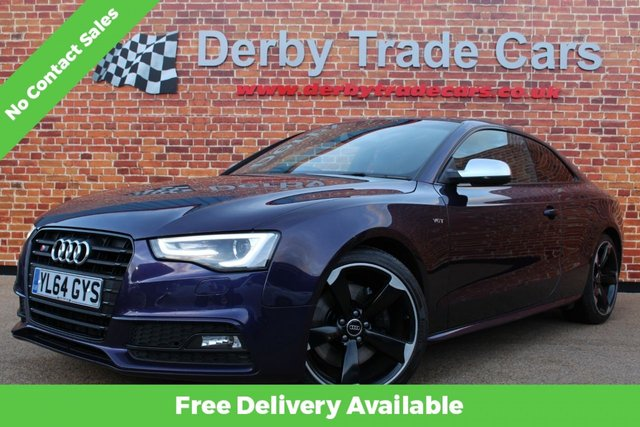 AUDI S5 at Derby Trade Cars