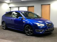 USED 2006 06 FORD FOCUS 2.5 ST-3 3d 225 BHP loads of history