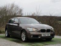 USED 2012 62 BMW 1 SERIES 2.0 120D SE 5d 181 BHP