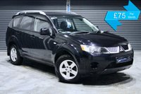 USED 2009 MITSUBISHI OUTLANDER 2.0 EQUIPPE SE DI-D  ** KEYLESS ENTRY, ISOFIX POINTS, CLIMATE CONTROL **