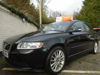 USED 2010 60 VOLVO S40 1.6 S 4d 100 BHP GUARANTEED TO BEAT ANY 'WE BUY ANY CAR' VALUATION ON YOUR PART EXCHANGE