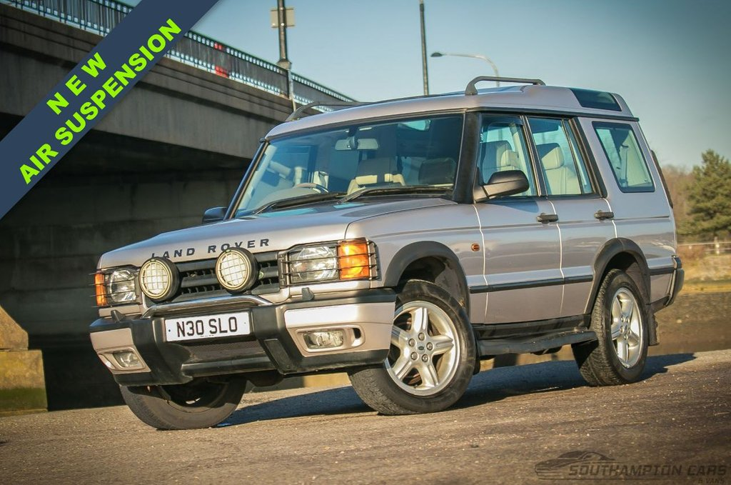 USED 2001 N LAND ROVER DISCOVERY 2.5 TD5 ES 5dr CHEAP 4X4 AUTOMATIC WORK HORSE